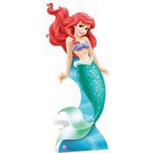 Disney Princess The Little Mermaid Ariel Cut Out