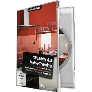 4eck Media GmbH CINEMA 4D-Video-Training - Architektur Küche