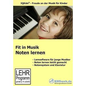 KHSweb.de Fit in Musik: Noten lernen