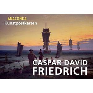 Anaconda Postkartenbuch Caspar David Friedrich