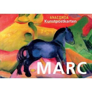 Anaconda Postkartenbuch Franz Marc