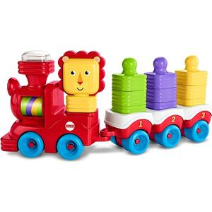 Babies ´R´ Us Fisher-Price - Little Stackers Löwen-Lokomotive