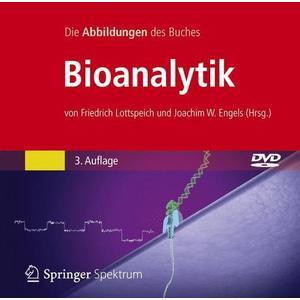 Bioanalytik, 1 DVD-ROM