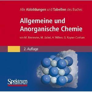 Spektrum der Wissenschaft Bild-DVD, Allgemeine und Anorganische Chemie