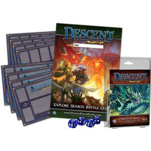 Descent: Journeys in the Dark (Second Edition) Forgotten Souls (EXP)