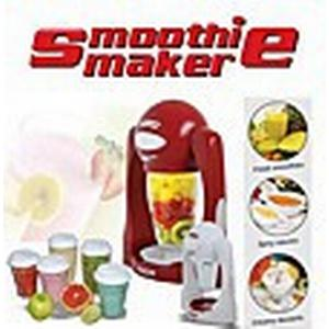 Milchshake-Mixer Mini Ice Blender Saftpressen Saft, Kunststoff 24x13x31cm