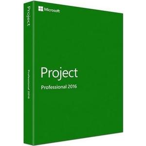 1 PC Ms Project 2016 PRO Product Key • DE & Multilingual • Online Aktivierung • 32/64 Bit