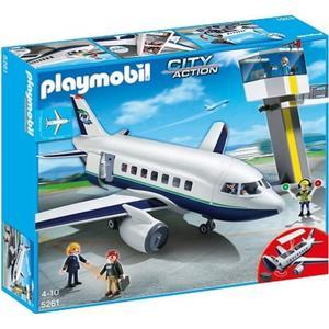 Playmobil Cargo & Passenger Aircraft 5261