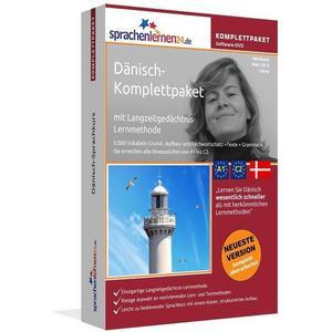 Gollub, Udo Verlag Sprachenlernen24.de Dänisch-Komplettpaket (Sprachkurs)