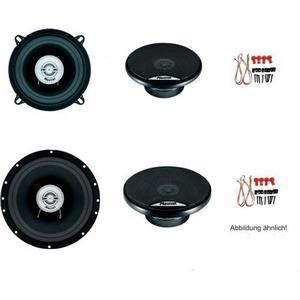 Alfa Romeo 145, Lautsprecher Boxen, Tür vorne und hinten