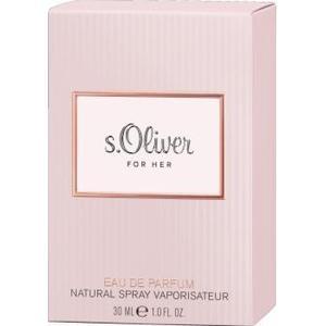 ALIVA-APOTHEKE S.OLIVER FOR HER EDP 30 ml