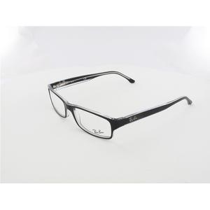 Ray Ban RX5114 2034 54 top black on transparent