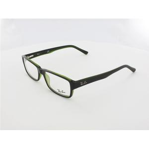 Ray Ban RX5169 2383 54 top havana on green transparent