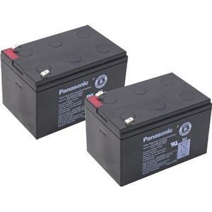Kompatibler Accu Peg Perego Jeep Quad Polaris Batterie 24V 2x 12V 15Ah AGM Blei