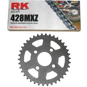 38er Kettenrad + RK Kette für Shineray 250 Stxe