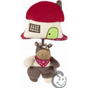 Sterntaler 6631403 Karlotta Spielzeug zum Aufhängen