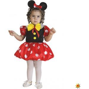 Kinderkostüm Maus, Mädchen Kleid