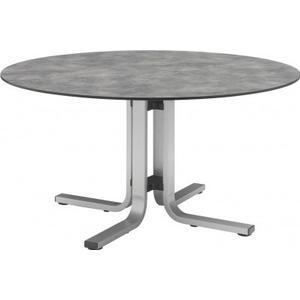0 Kettler HPL Dining-Tisch 120 cm Rund Float 0101726-0200