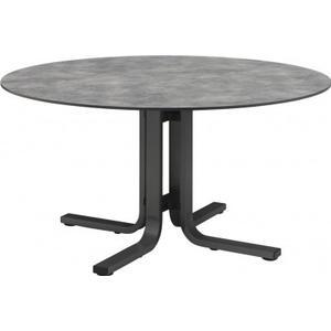 0 Kettler HPL Dining-Tisch 150 cm Rund Float 0101729-7200