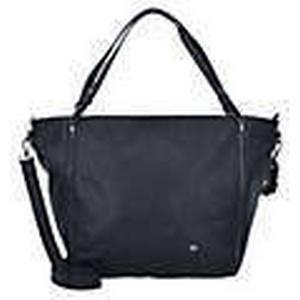 Maly Women Shopper Tasche 46 cm schwarz
