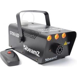 LED-Nebelmaschine BeamZ S700-LED mit Flammen-Effekt
