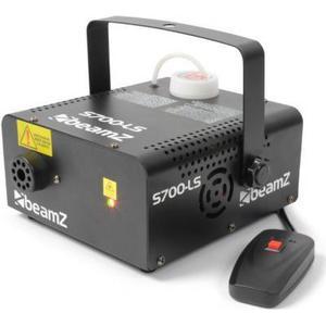 Laser-Nebelmaschine BeamZ S700-LS mit Rot-Grün-Laser