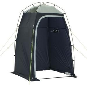 10T Camping-Zelt Bluewater Duschzelt Umkleidezelt Toilettenzelt Beistellzelt mit Ablagefach, Belüftung, wasserdicht mit 5000mm Wassersäule