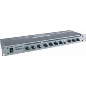 10007075 Omnitronic Mikrofon Mischpult EM-260