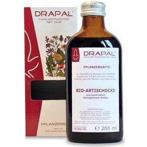 ALLPHARM Vertriebs GmbH Artischocke Bio-Pflanzensaft, 200 ml