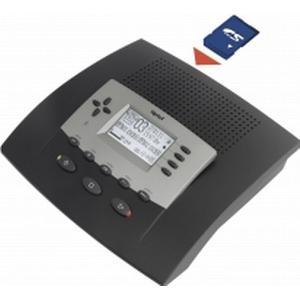 1068855 TipTel Anrufbeantworter 545 SD 960 min Speicherkarten-Slot, USB-Anschluss