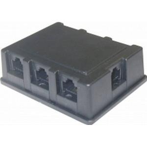 102IT-922296-BP ISDN Verteiler 6fach