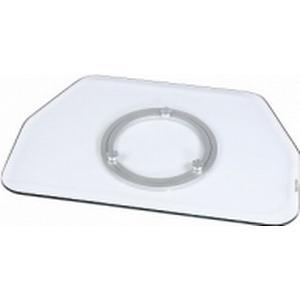 00084028 LCD-/Plasma-TV-Drehteller, Glas, Klar