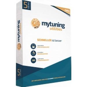 02689 S.A.D. mytuning utilities Vollversion, 5 Lizenzen Windows Systemtuning-Software