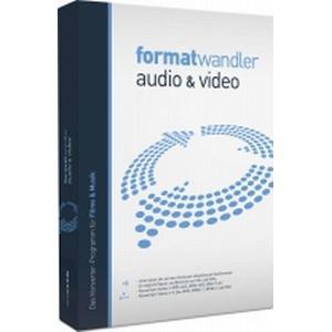02835 S.A.D. Formatwandler Audio & Video Windows Bildbearbeitung, Videobearbeitung, Multimedia-Software