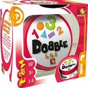 002964 Asmodee Lernspiel - Dobble 1, 2, 3