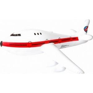 0077802789 Splash & Fun Aufblasbares Flugzeug, ca. 84 x 60 cm
