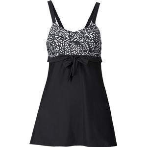 bpc selection Shape Badekleid Level 1 in schwarz für Damen von bonprix