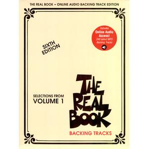 Hal Leonard Real Book Backing Tracks Vol.1