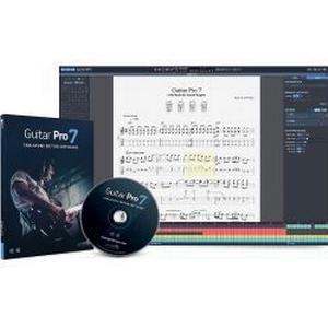Arobas Music Guitar Pro 7 Notationssoftware für Gitarre