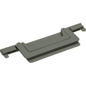 Aeg, Aeg electrolux Fettfiltergittergriff (grau) für Dunstabzugshauben 50262534006