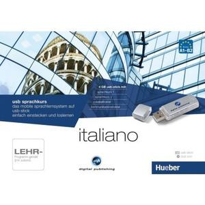 Digital Interaktive Sprachreise: USB-Sprachkurs Italiano