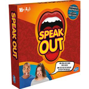 Hasbro Speak Out (Svenska, Finska)
