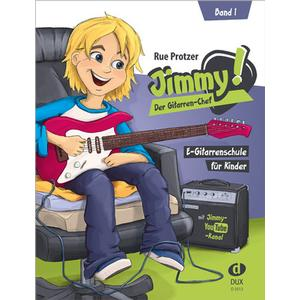 Edition Dux Jimmy! Der Gitarren-Chef Vol.1