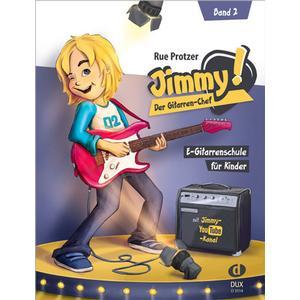 Edition Dux Jimmy! Der Gitarren-Chef Vol.2