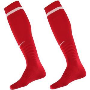 15 Paar Nike Türkei Strumpfstutzen rot/weiß (30-35)