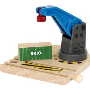 Brio Eisenbahn Magnetkran 33866