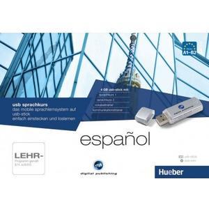 Digital Interaktive Sprachreise: USB-Sprachkurs Espanol