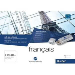 Digital Interaktive Sprachreise: USB-Sprachkurs Francais