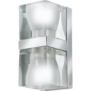 Fabbian Cubetto D28 2 Fix Wandlampe