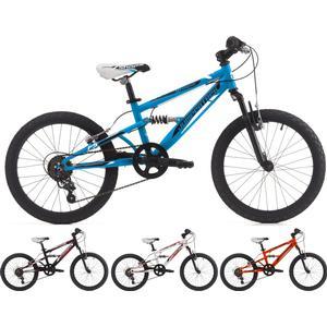 20 Zoll Cinzia Shape Jungen Mountainbike 6-Gang